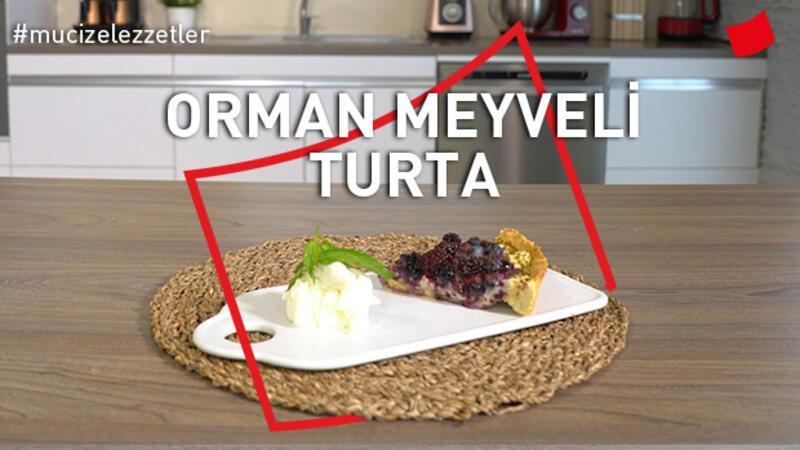 Orman Meyveli Turta | Mucize Lezzetler