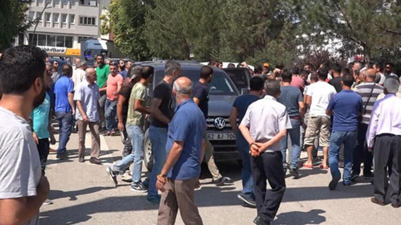 Tunceli'de ortalığı karıştıran kavga