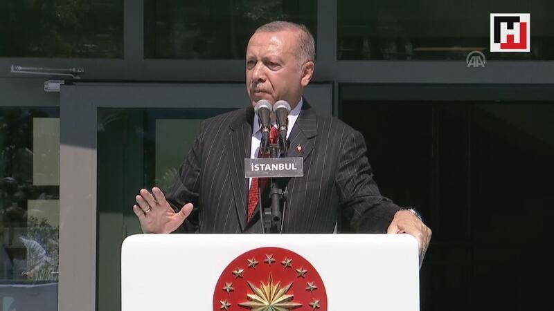 """Cumhurbaşkanı Erdoğan: """"Ders müfredatlarını objektif bir anlayışla yeniden yazdık"""""""