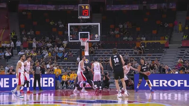 FIBA DÜNYA KUPASI: Maçın adamı: Robert Loe