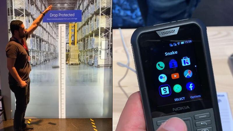 Nokia'nınen sağlam telefonunu inceledik