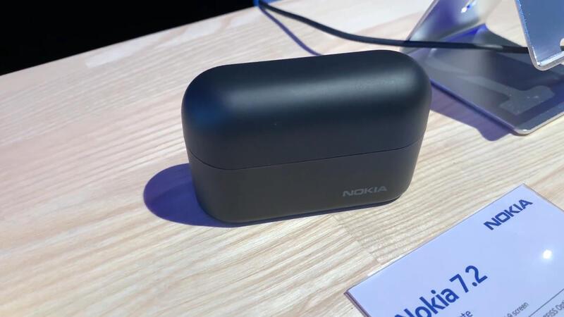 Nokia da kablosuz kulaklık üretti