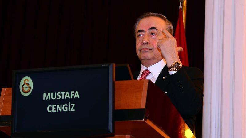 Mustafa Cengiz, Dursun Özbek'e yanıt verdi