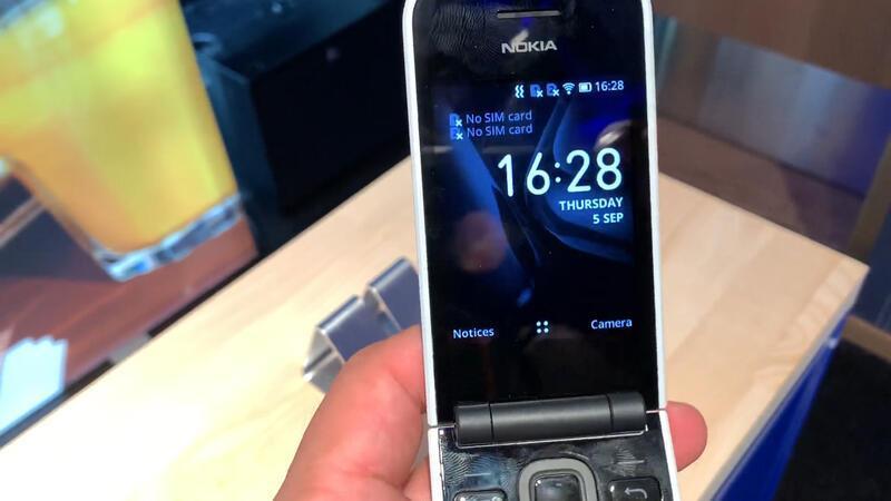 Nokia 2720 Flip ile nostaljiye dönüş