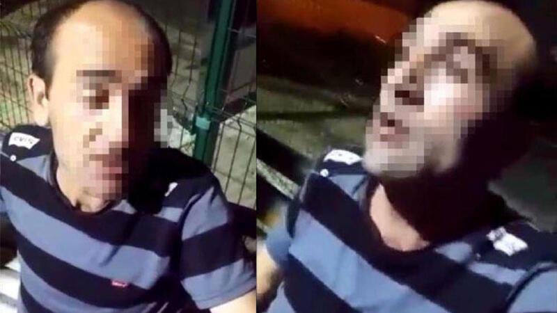 Bolu'daki amatör futbol kulübünde iğrenç olay