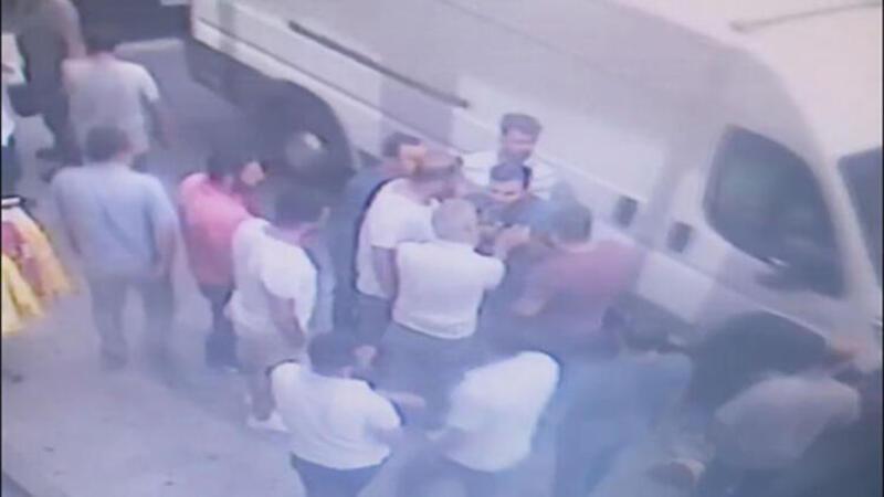 Fatih'te 'gürültü' kavgası