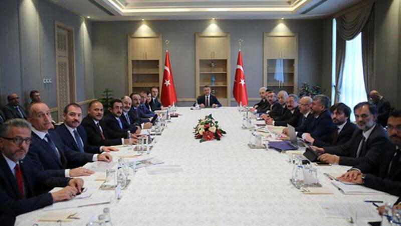 Ankara'da Suriye Koordinasyon Toplantısı yapıldı