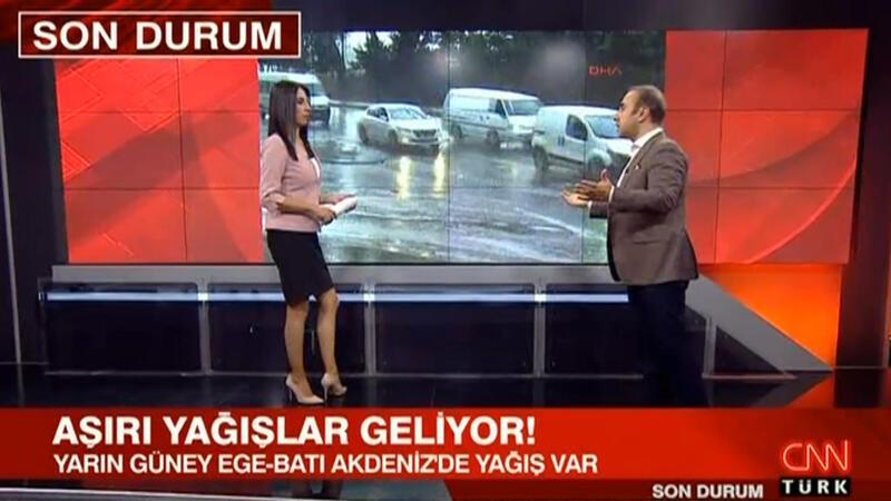 AKOM İstanbul'u yarın için uyardı
