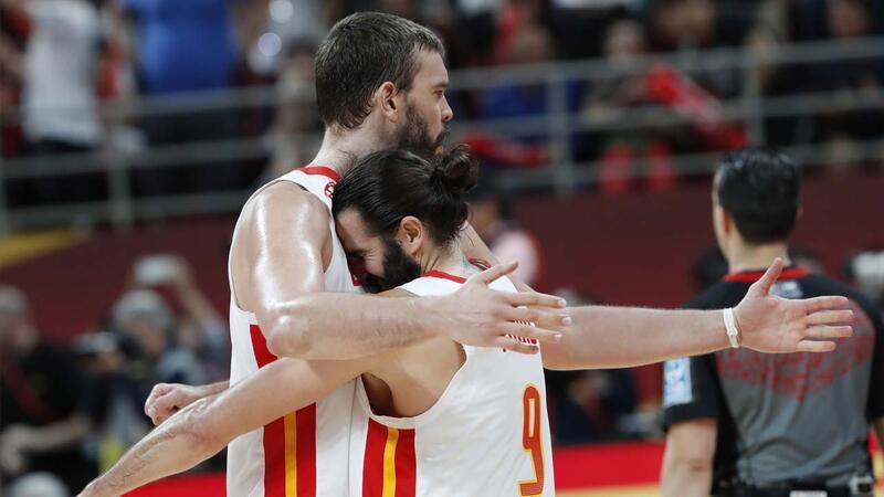FIBA DÜNYA KUPASI: Maçın adamı: Marc Gasol