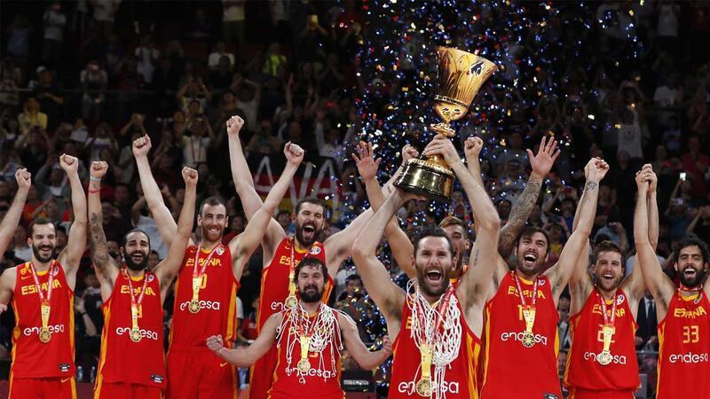 FIBA Dünya Kupası: İspanya - Arjantin maç sonu