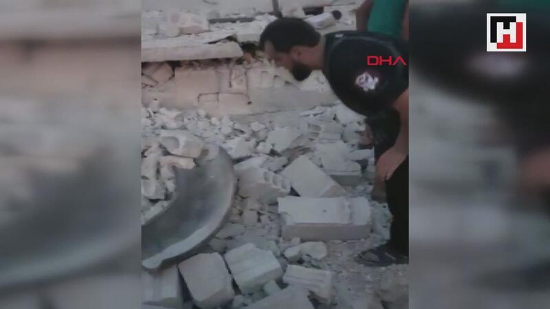 Çobanbey'de bombalı terör saldırısı: 12 sivil hayatını kaybetti