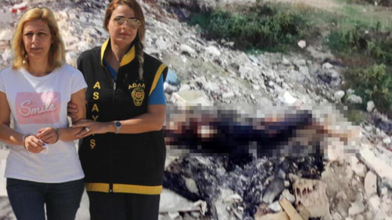 Adana'da sır cinayet 13 yıl sonra çözüldü