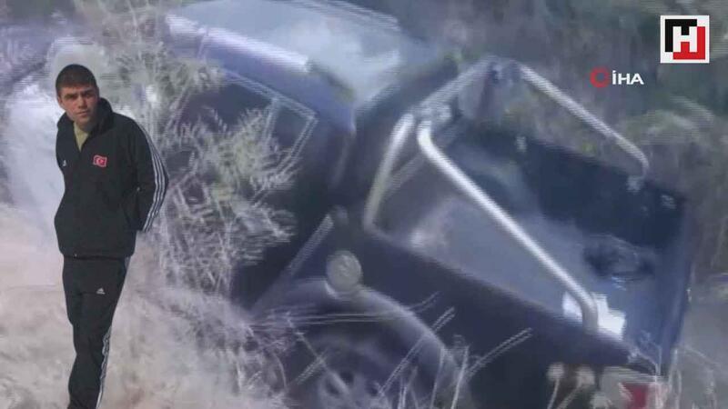 Aracı içerisinde silahla öldürülmüş halde bulundu