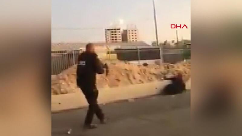 İsrail askerleri, Filistinli kadını kontrol noktasında vurdu