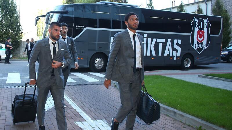 Beşiktaş Slovakya'da!