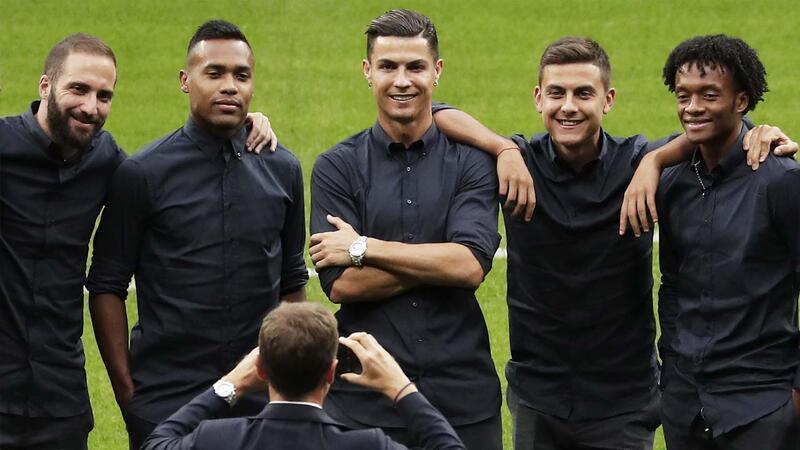 Simeone: Ronaldo bir gol canavarı