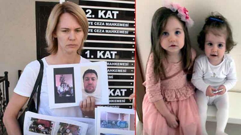 Ukraynalı anneden boşanma aşamasındaki eşinin çocuklarını kaçırdığı iddiası