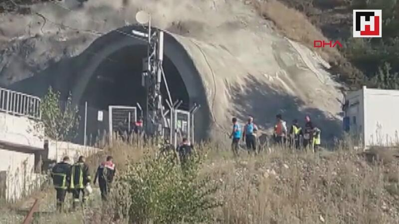 Bilecik'te tren raydan çıktı 2 makinist öldü