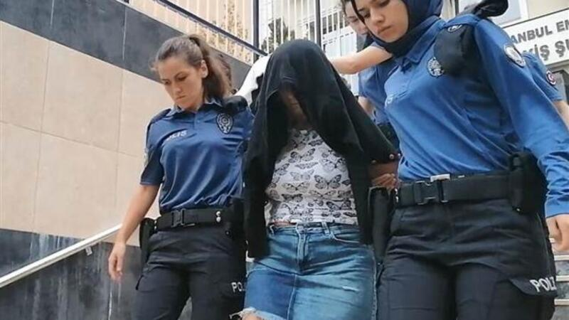 İstanbul'da fuhuş operasyonu! Mobil Türkan yakalandı