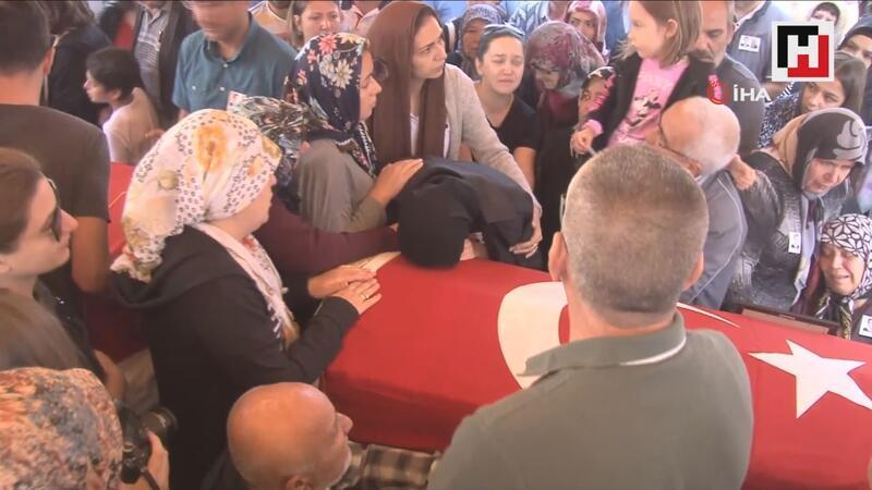 Tren kazasında hayatını kaybeden makinistler için tören düzenlendi
