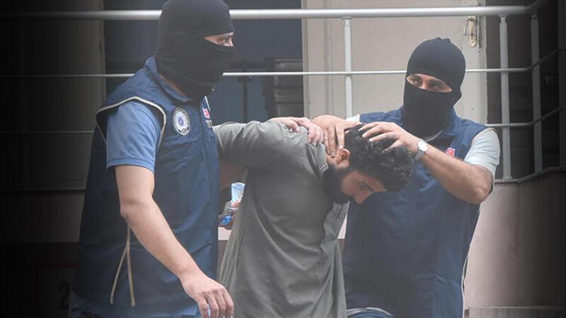 DEAŞ'ın infazcısı adliyeye sevk edildi