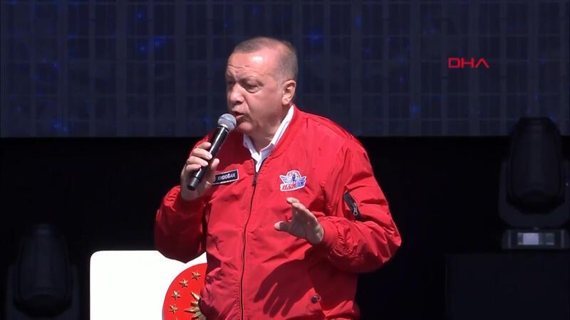 Cumhurbaşkanı Erdoğan'dan Teknofest'te önemli mesajlar