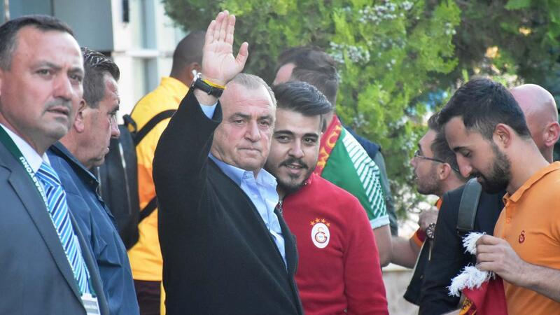 Galatasaray Malatya'da!
