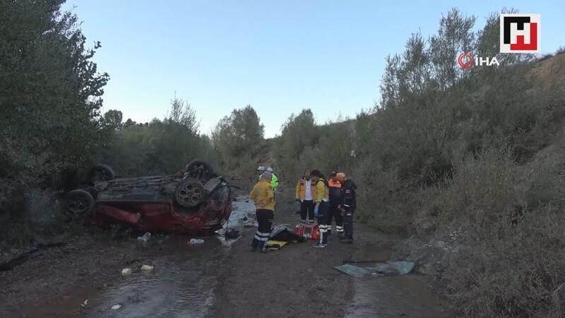 Sivas'ta korkunç kaza: 3 ölü, 5 yaralı