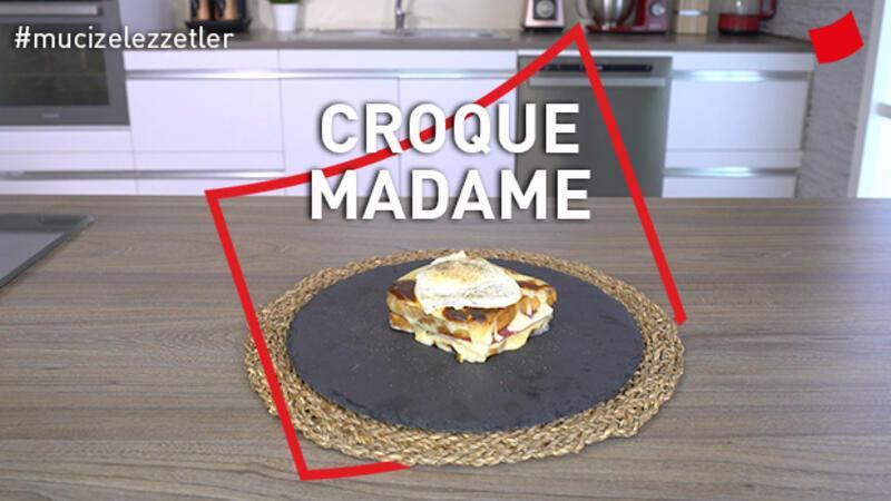 Croque Madame | Mucize Lezzetler