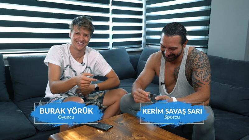 Kerim Savaş Sarı ve Burak Yörük ile Spor ve Teknoloji | Samsung Galaxy Note10 , Galaxy Watch , Galaxy Watch Active