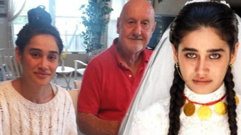 Meltem Miraloğlu baba dediği kişiyle evlendi