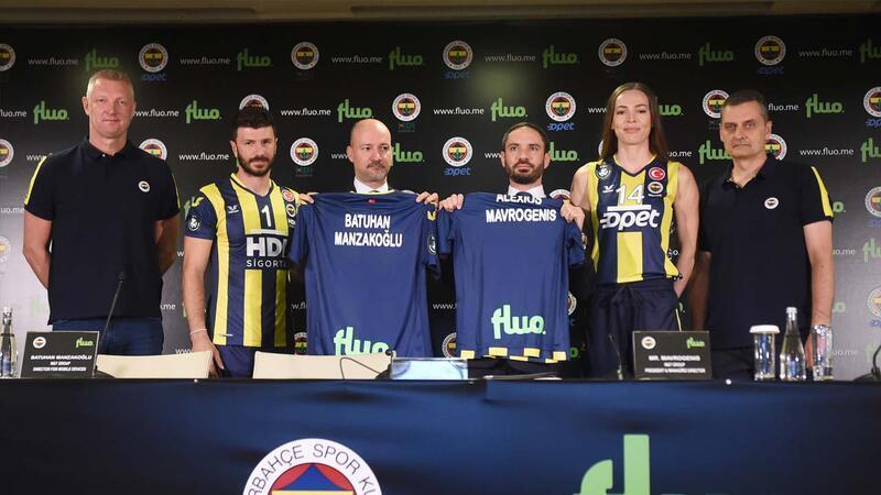 Fenerbahçe'de sponsorluk anlaşması