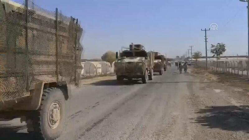 Suriye Milli Ordusu, Fırat nehrinin doğusundaki topraklara girdi