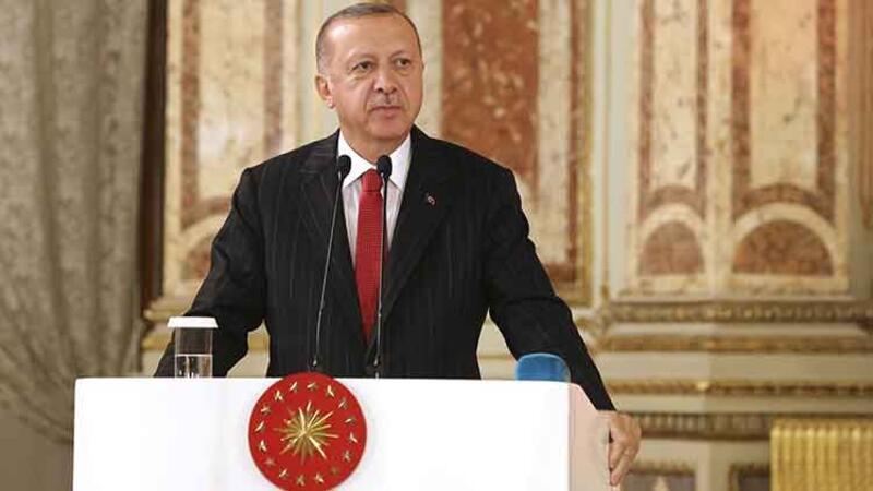 Cumhurbaşkanı Erdoğan: Artık geri adım atmayacağız, kendi göbeğimizi kendimiz kesiyoruz