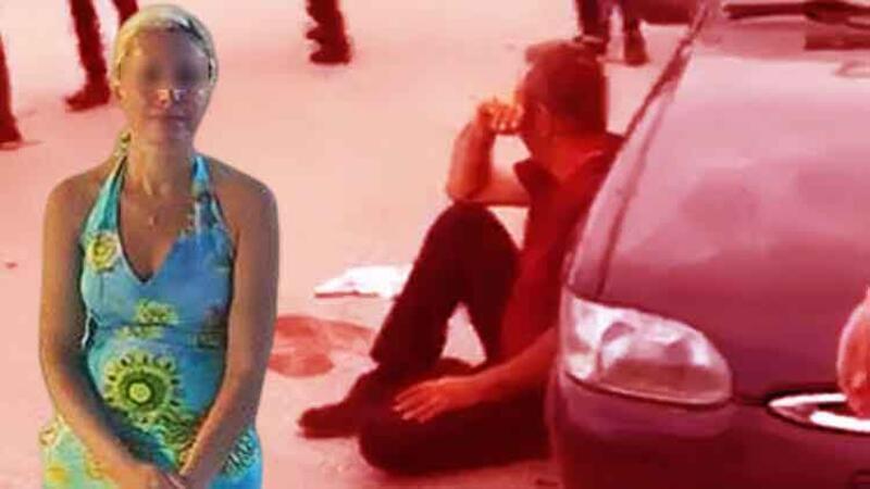 İki çocuk annesi kadın, eski eşinin satırlı saldırısına uğradı