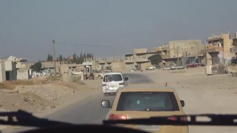 Milli Savunma Bakanlığı: M-4 karayolunun kontrolü sağlandı