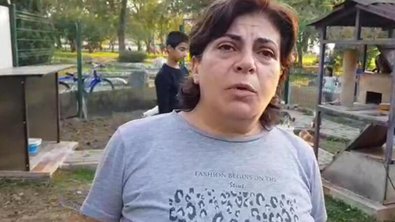 Bursa'da temizlik işçileri, yakılarak telef edilen kedi buldu