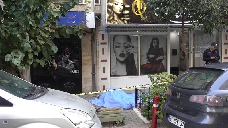 İzmir'de eski sevgili dehşeti