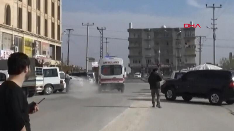 Kızıltepe'ye havanlı saldırı: Yaralılar var