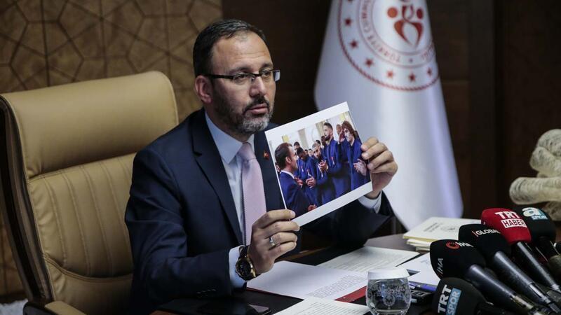 Bakan Kasapoğlu'ndan soruşturma açıklaması