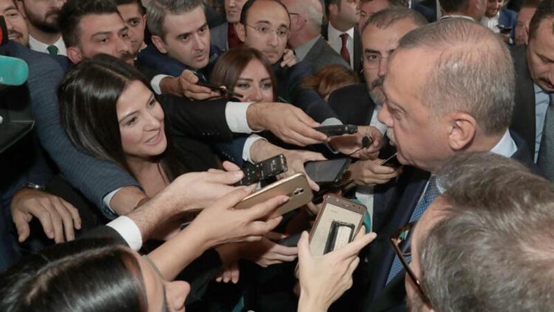 Cumhurbaşkanı Erdoğan'dan ABD ziyareti ile ilgili önemli açıklama