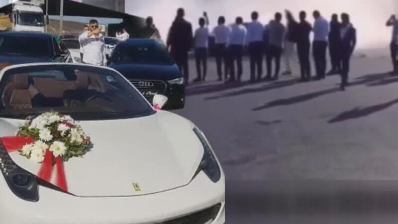 İstanbul'da lüks araçlı düğün konvoyu terörü