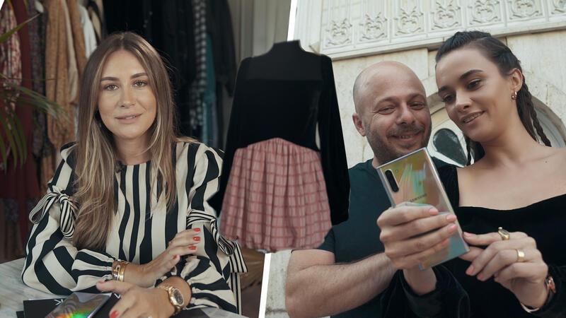 Selma Çilek Çiftçi ile Moda Tasarım ve Teknoloji