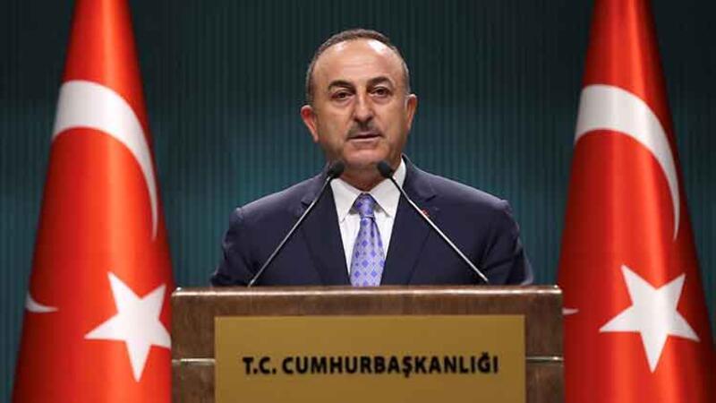 Dışişleri Bakanı Mevlüt Çavuşoğlu, Ankara'da yapılan görüşmenin ardından açıklamalarda bulundu