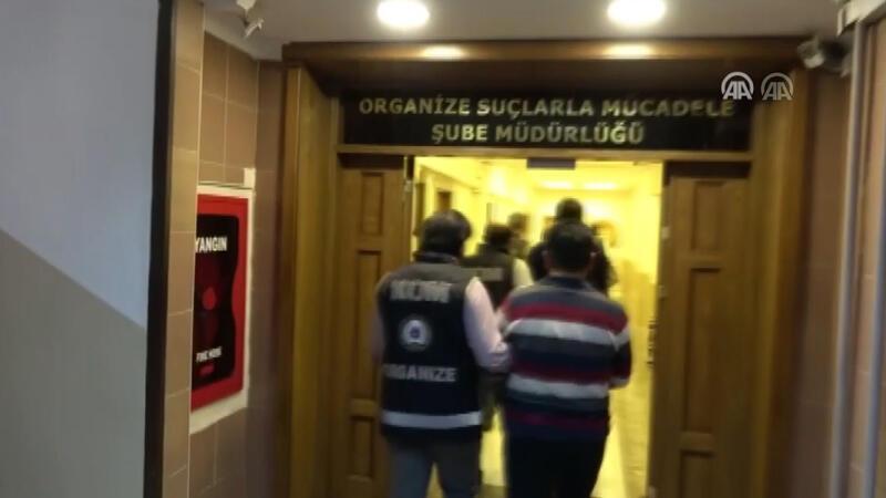 Ankara'da ihale çetesine operasyon