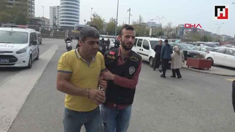 15 Temmuz Şehitler Köprüsü'nü kapatan kişi tutuklandı