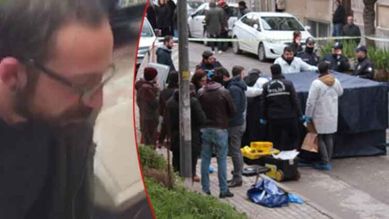 Kadıköy'de vahşi cinayet