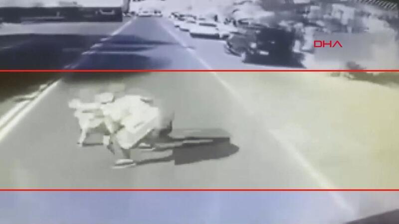 Kazakistan'da korkunç kaza