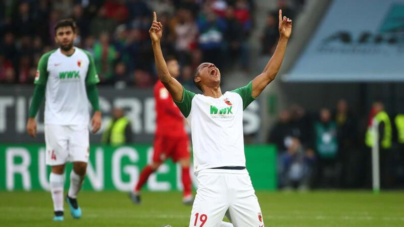 Augsburg 2-2 Bayern Münih (ÖZET)
