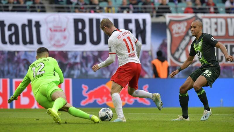 RB Leipzig 1-1 Wolfsburg (ÖZET)